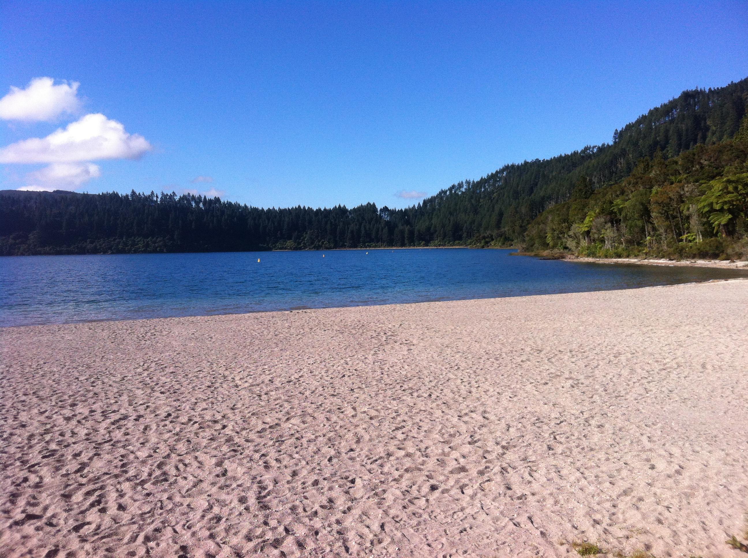 A visit to Tokaanu Thermal Springs, Rotorua and Tauranga