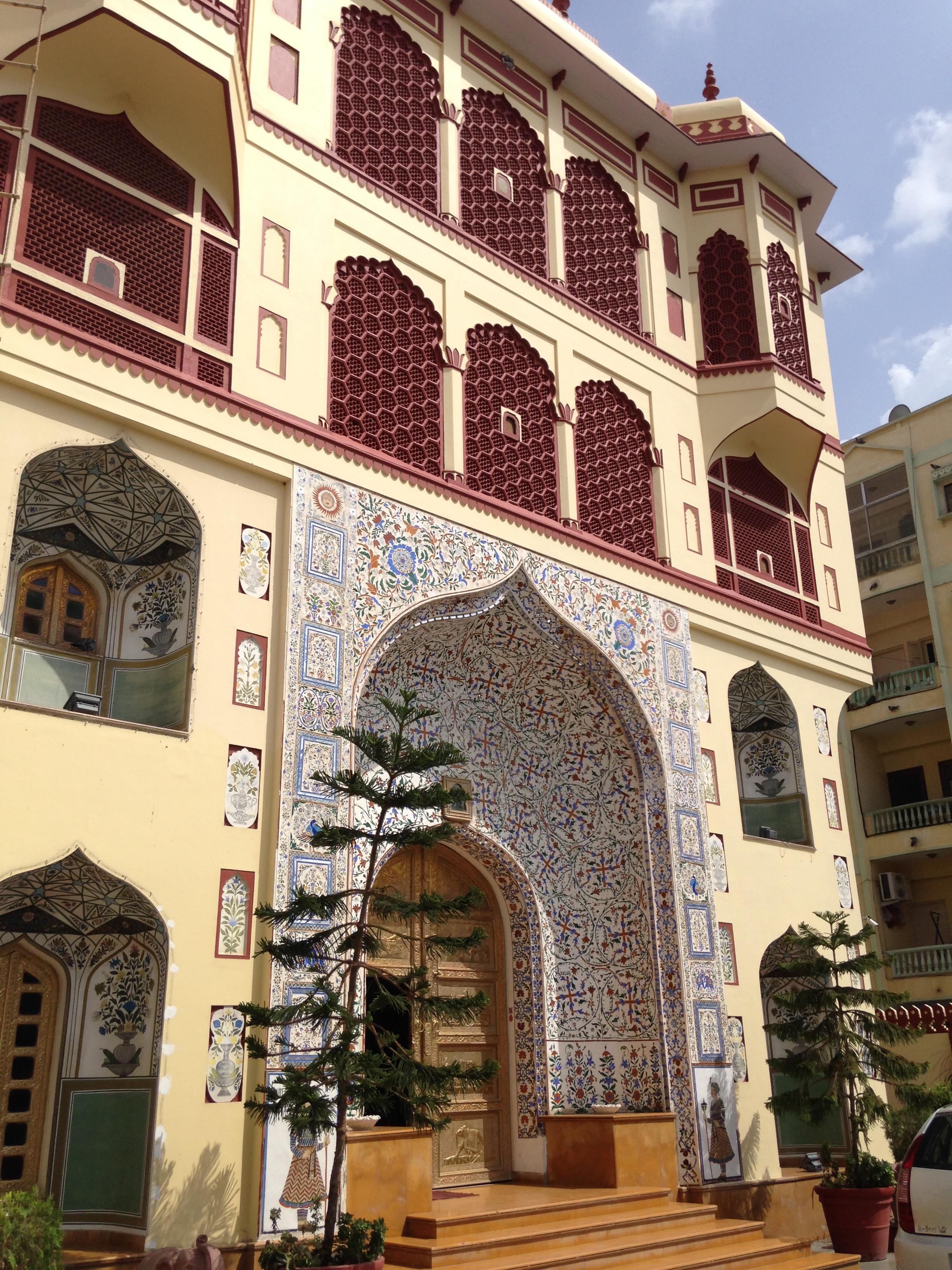Umaid Bhawan Heritage Hotel