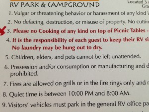 Whatever you do read number 5 and make sure the elders (grand/parents) are not left unattended!