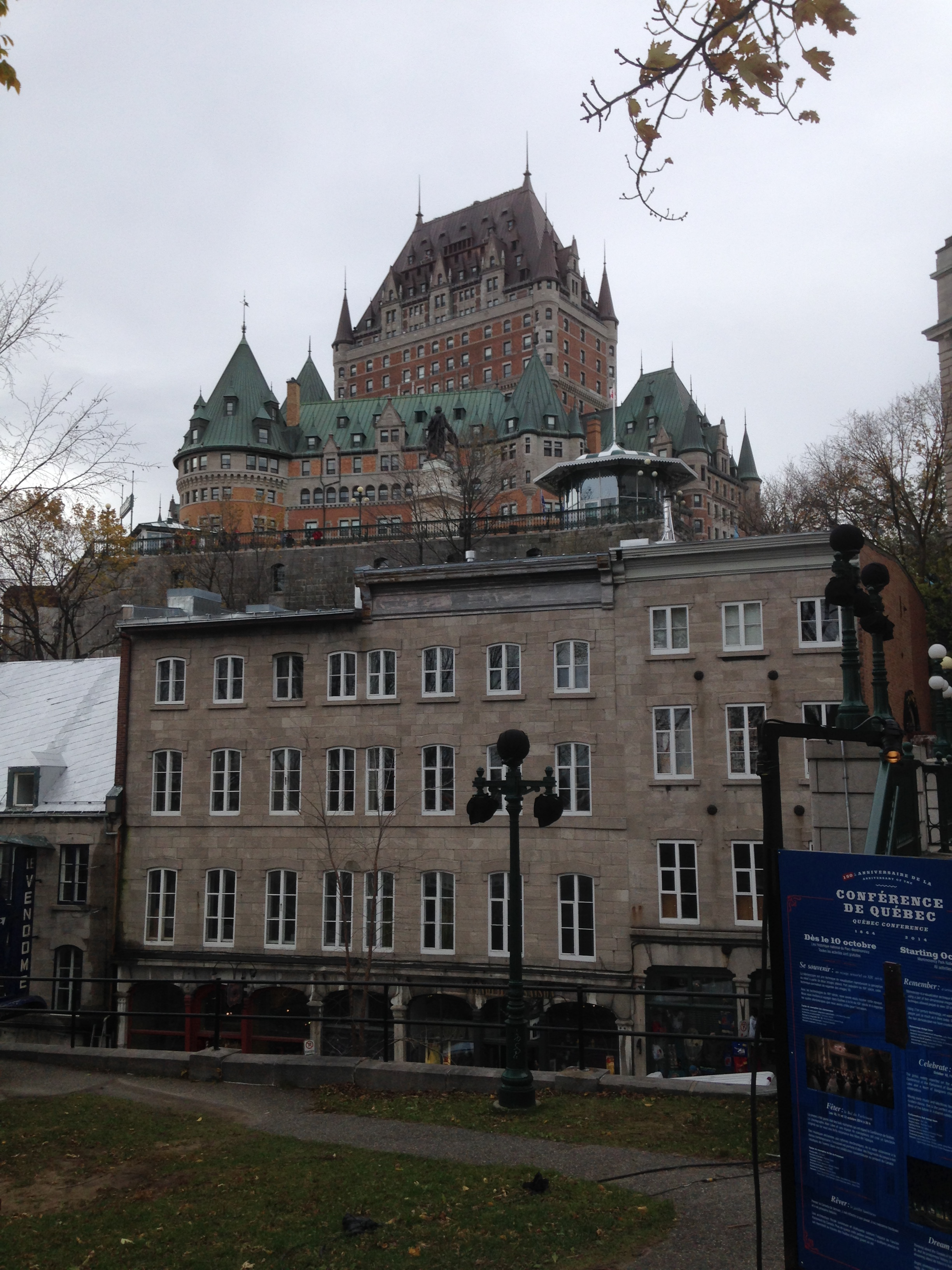Chateau Frontinac