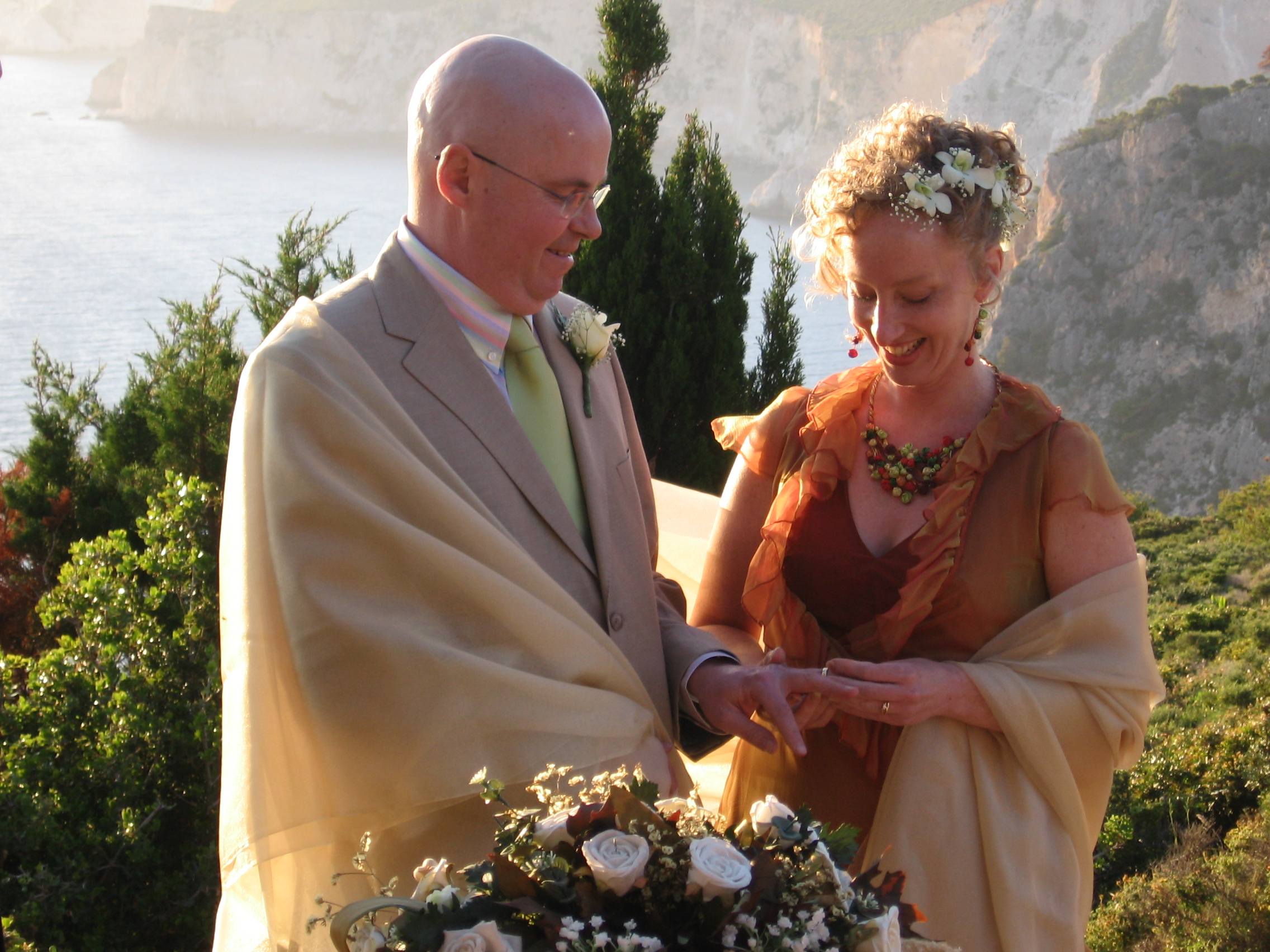 Our big fat Greek Wedding