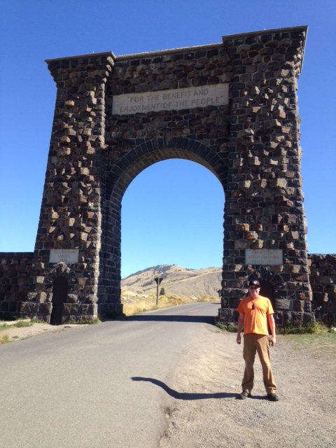 A visit to Yellowstone National Park