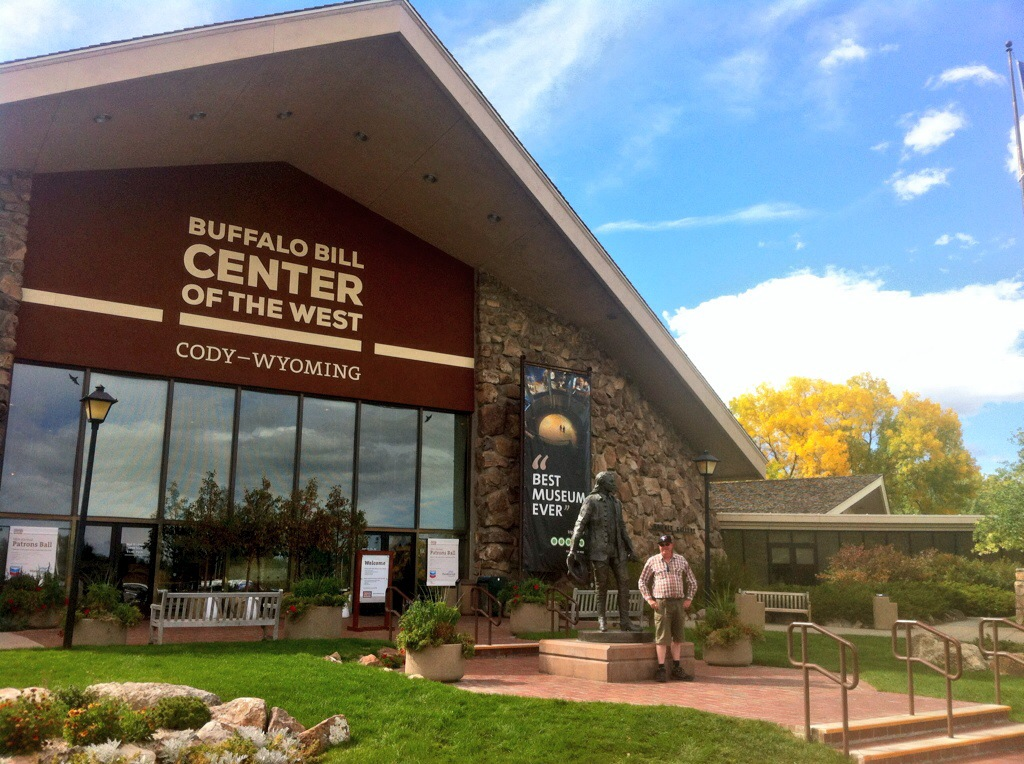 Buffalo Bill Museum Cody Wyoming visit