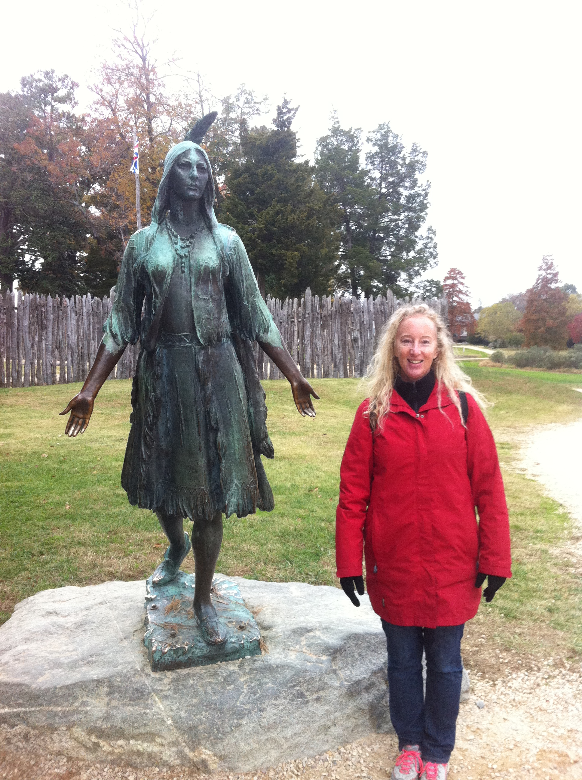 A visit to Jamestown in Virginia (Nederlands Vertaling)