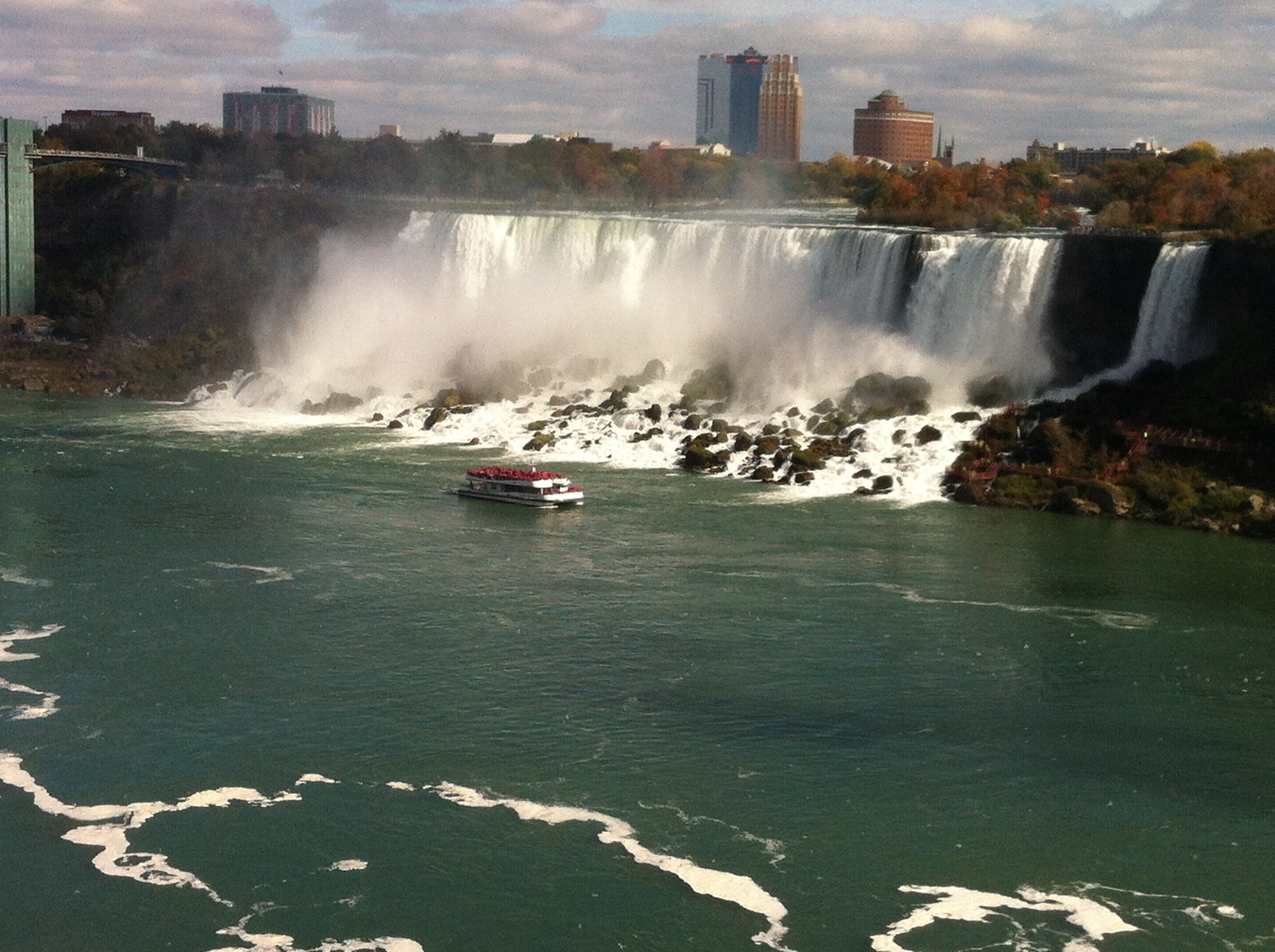 The Awesome Niagara Falls