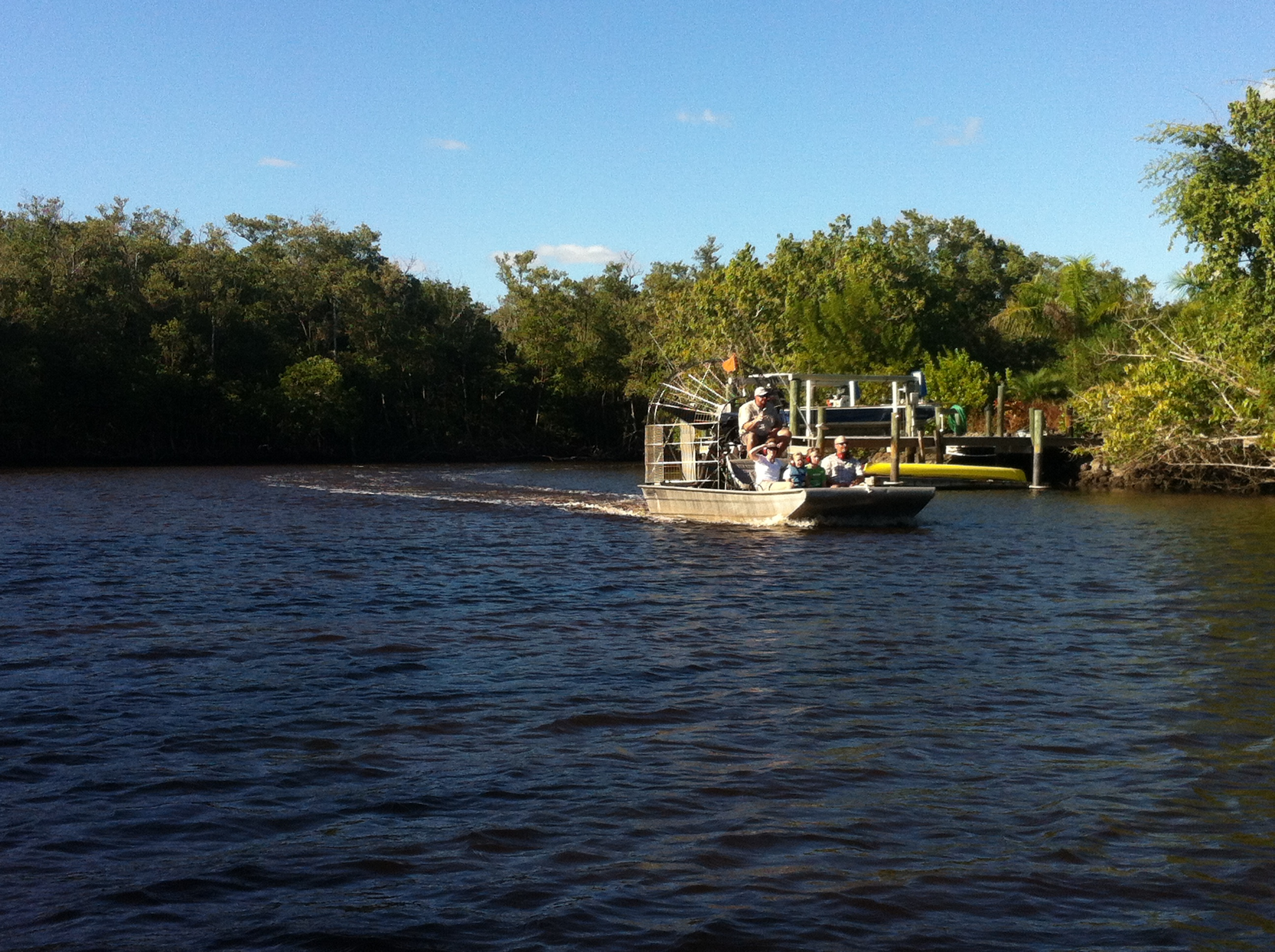 A visit to Everglades City