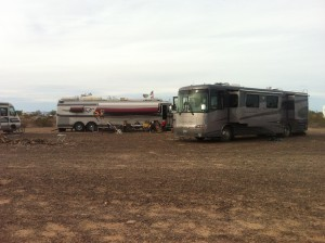 Arizona desert and the art of boondocking