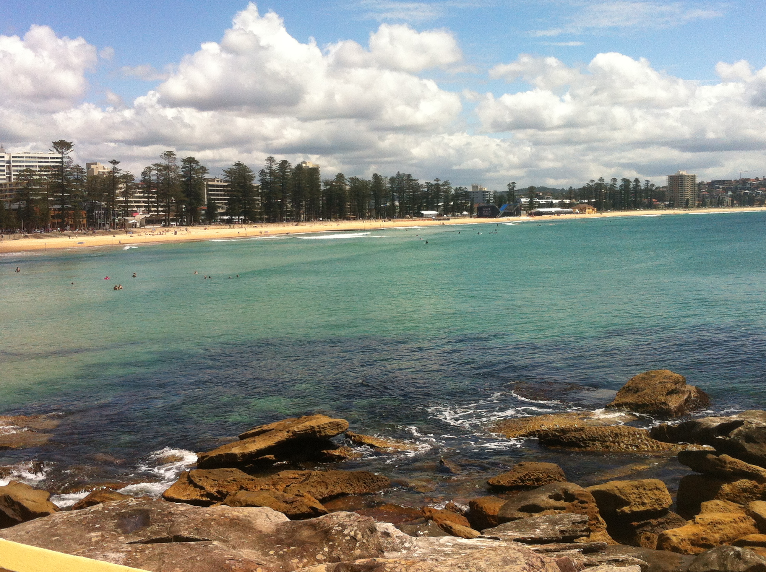 A trip to Manly Beach and what it cost