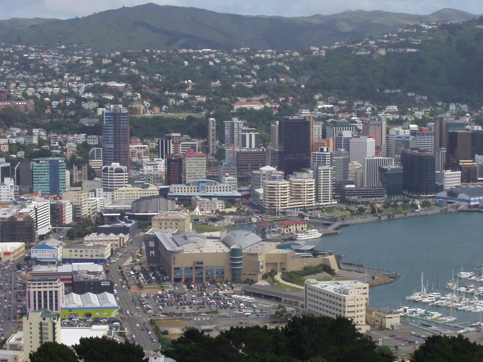 Wellington and the magic of Zealandia