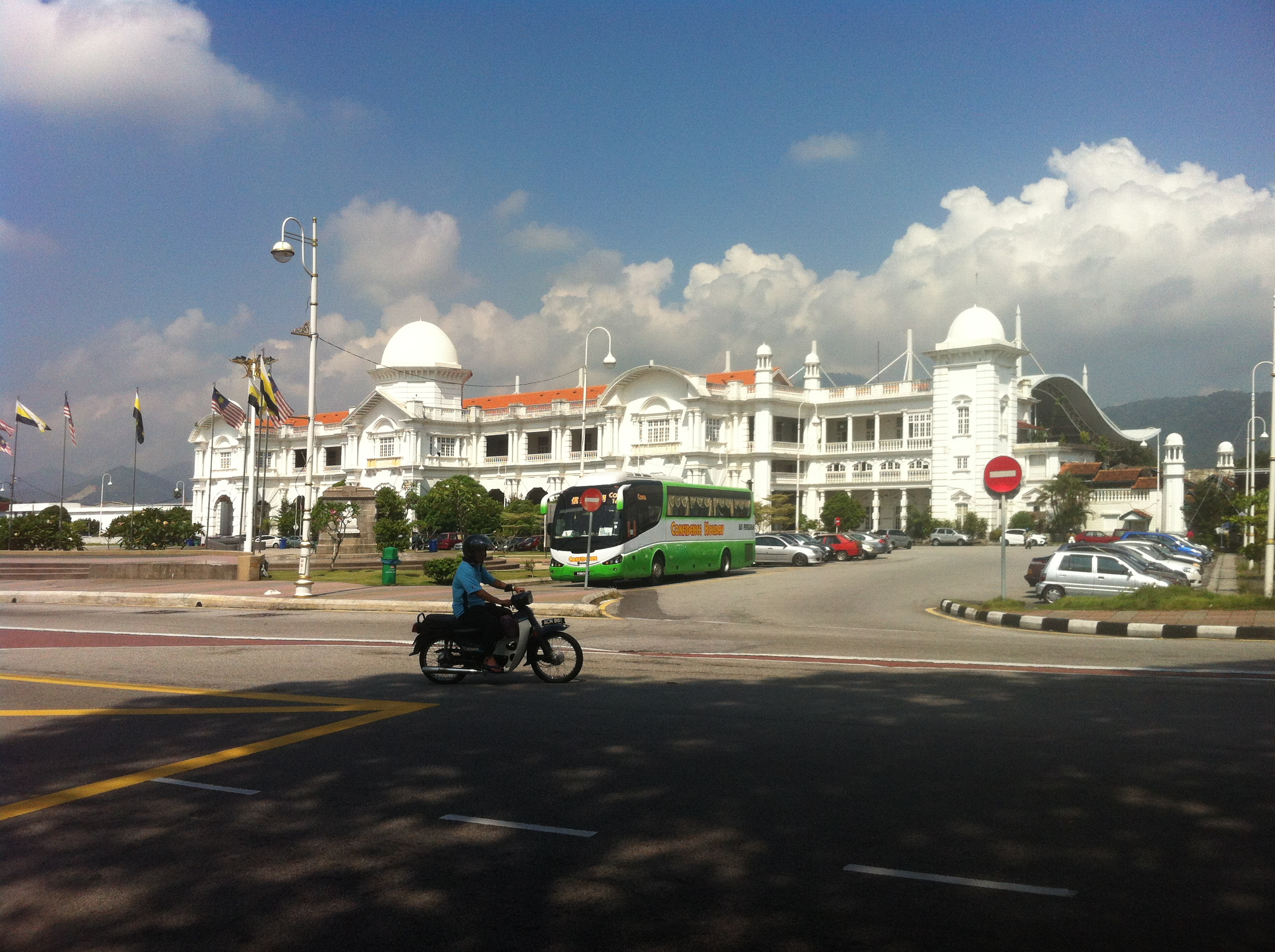 KL food tour and a visit to Ipoh