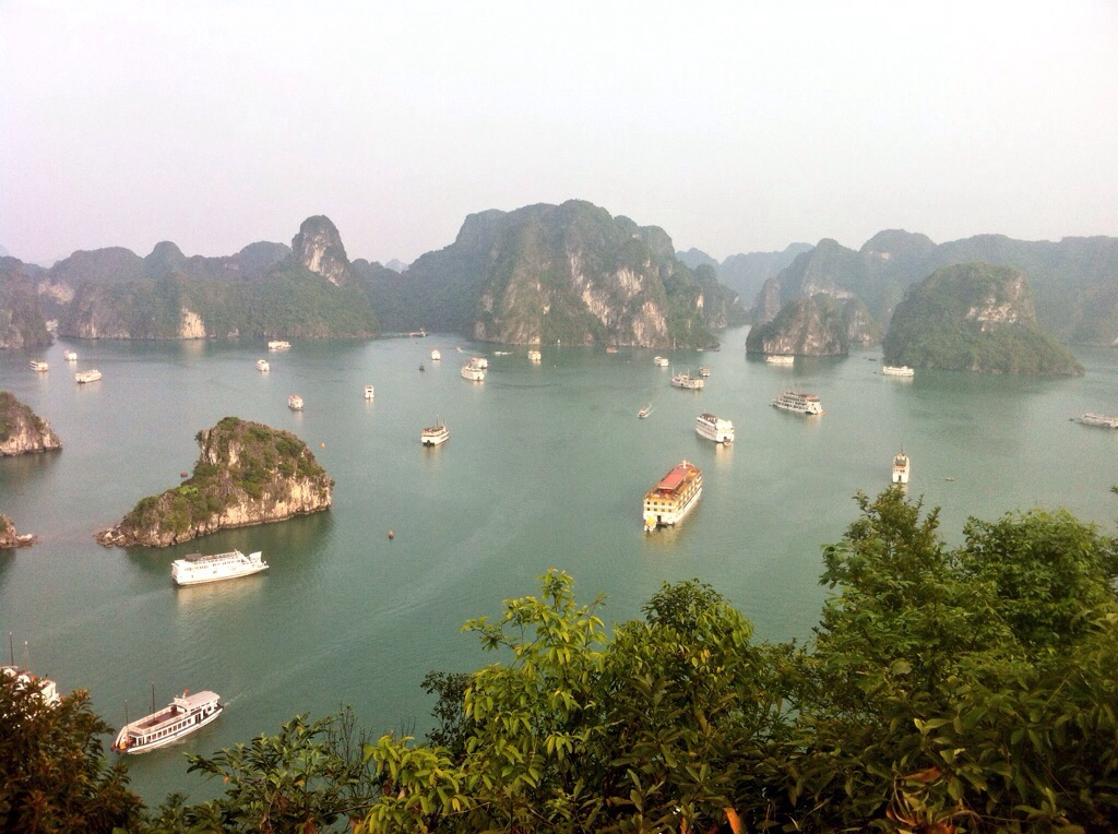 How we did Halong Bay and a few days in Hanoi