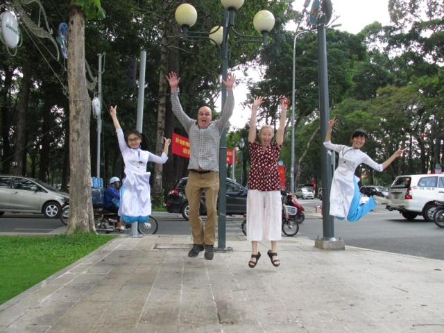 Hanoi Kids tour
