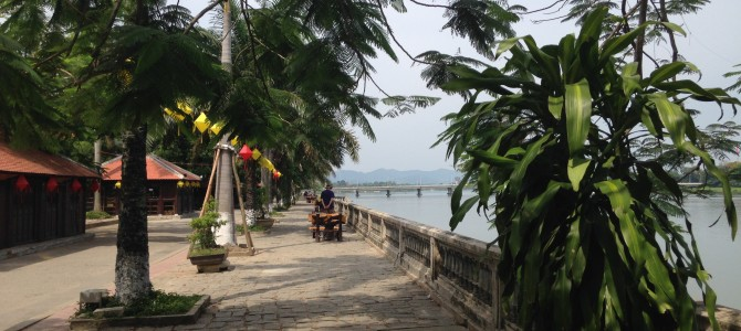 Moving Southwards – Hanoi, Hue & Hoi An, Vietnam