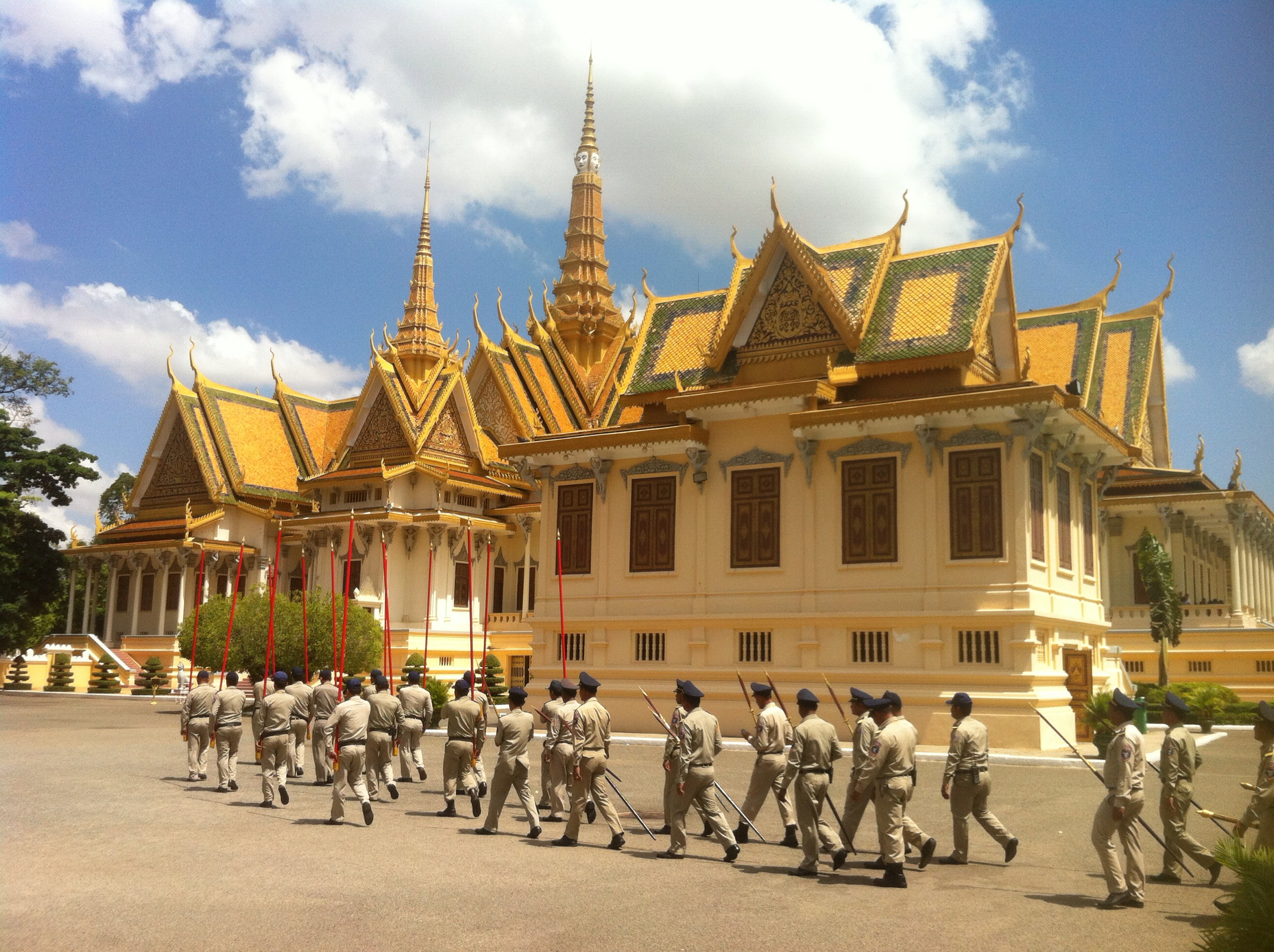 A week is Phnom Penh and what it cost