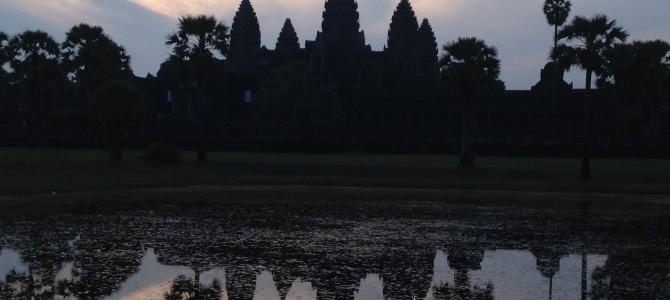 Temple Raiding – Siem Rep, Cambodia