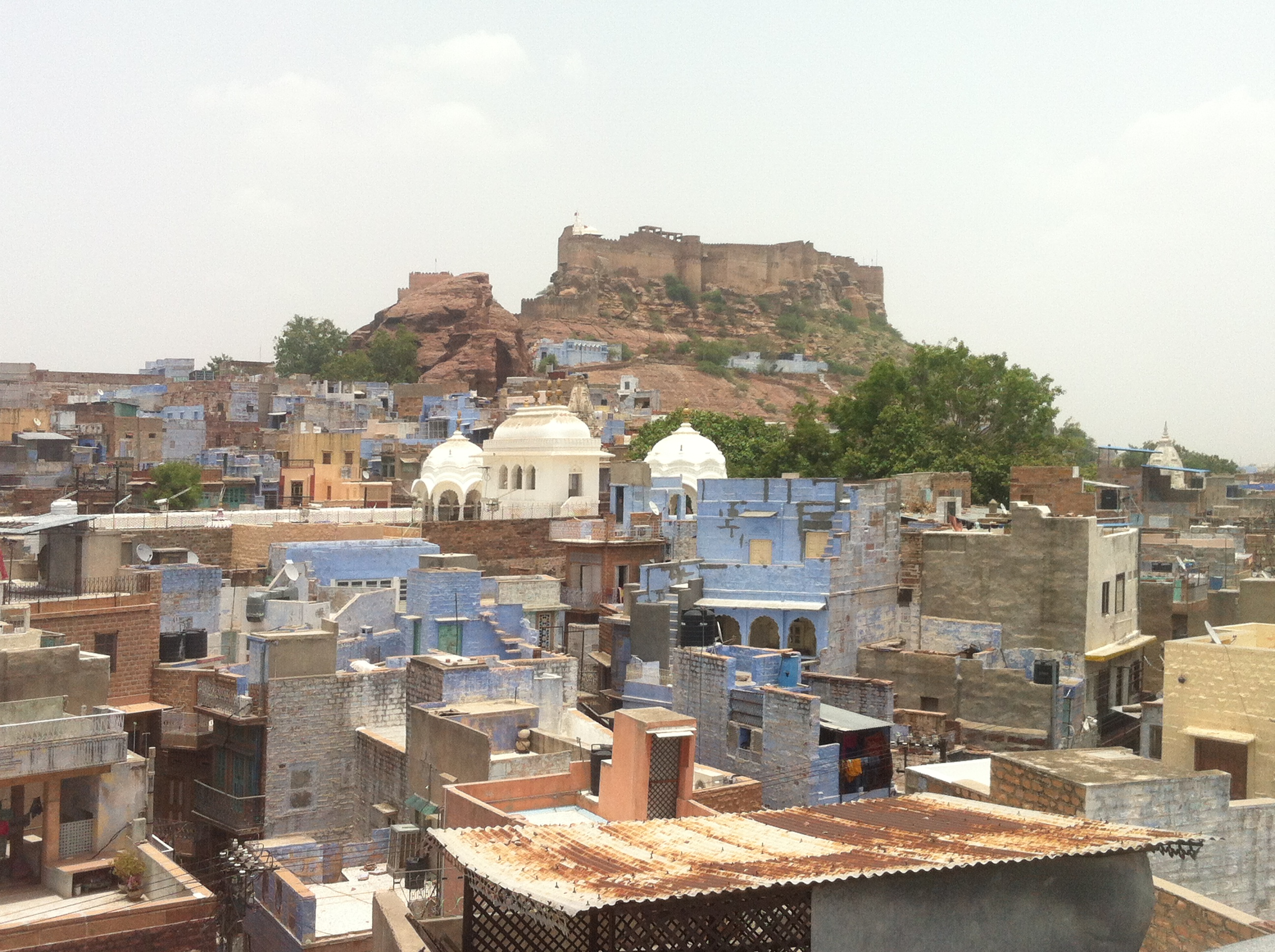 Village tour around Jodhpur and the Mehranghah fort