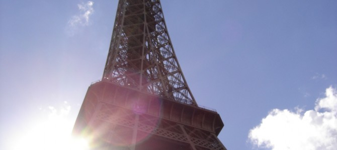 Finding a hotel to stay in Paris