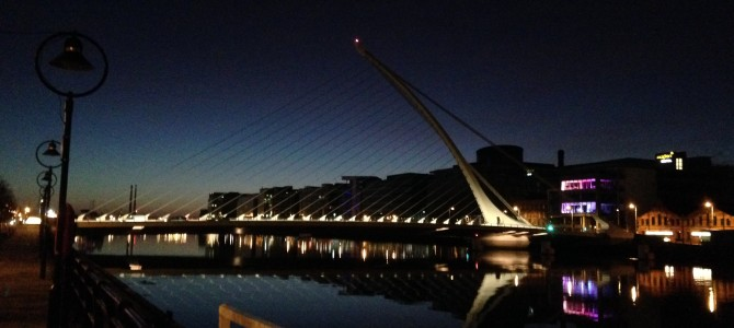 Five things to do in Dublin
