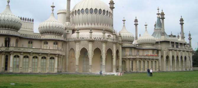 A Visit to the Brighton Royal Pavilion