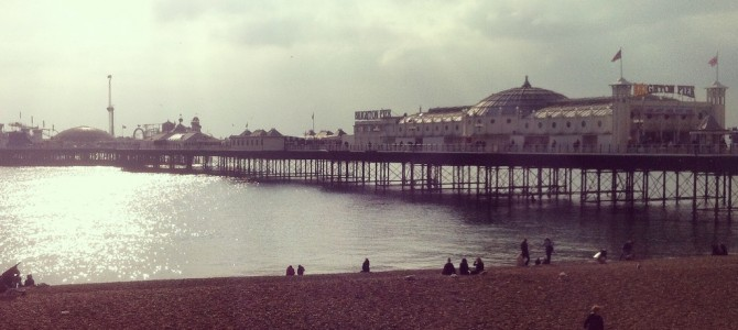 Brighton Pier and Booth Museum of Natural History