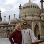 Friends on Ice at Brighton Pavilion