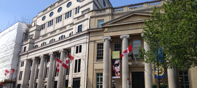 Canada House – London