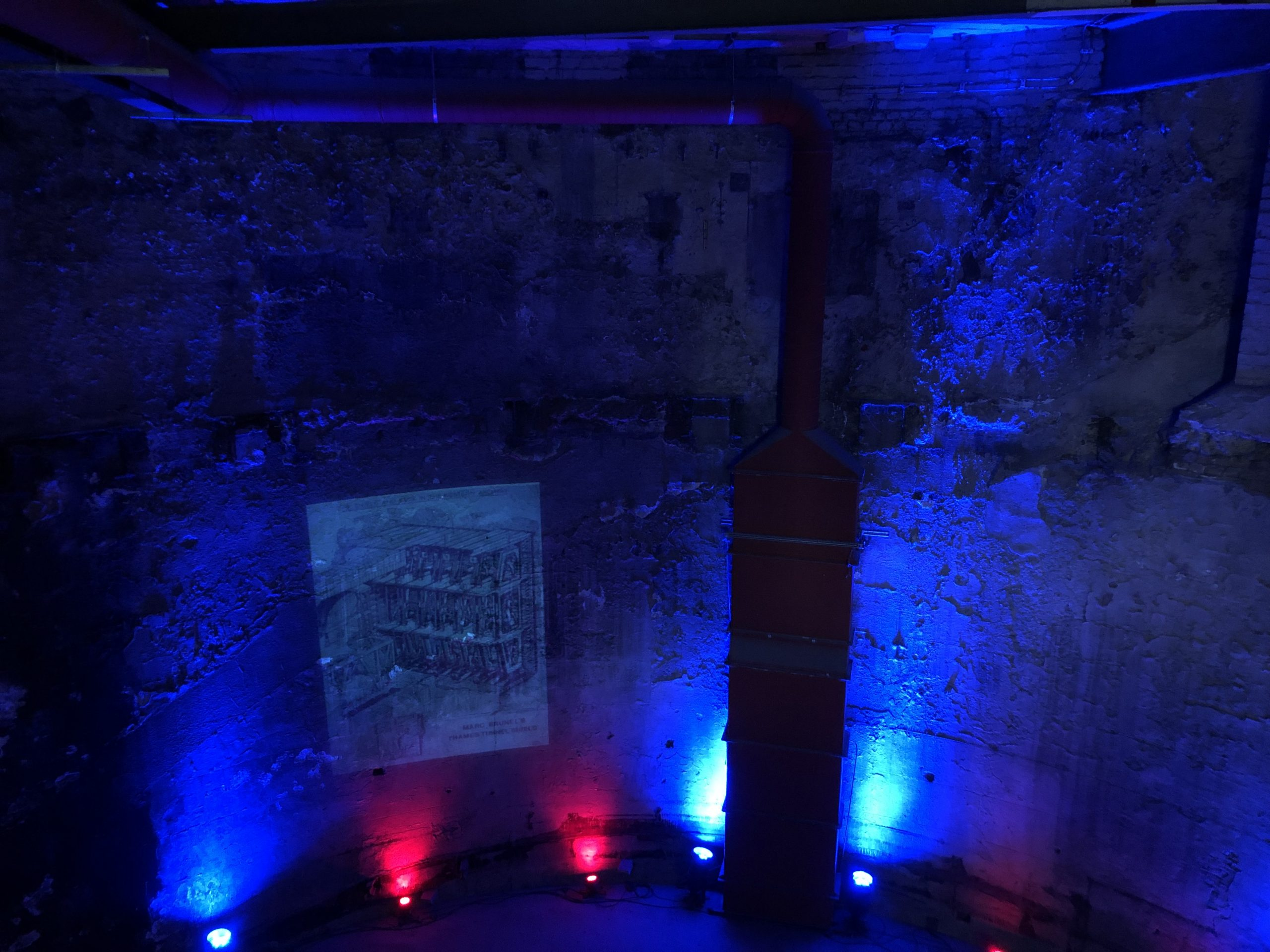 Tunnel turned into Cabaret – Brunels' Tunnel